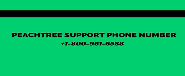 peachtree support phone number