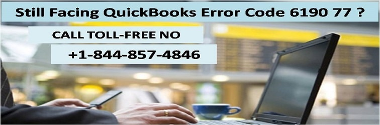 QuickBooks Error Code 6190 77