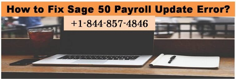 Sage 50 Payroll Update Error