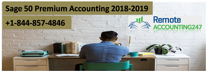 Sage 50 Premium Accounting 2018-19 US Edition