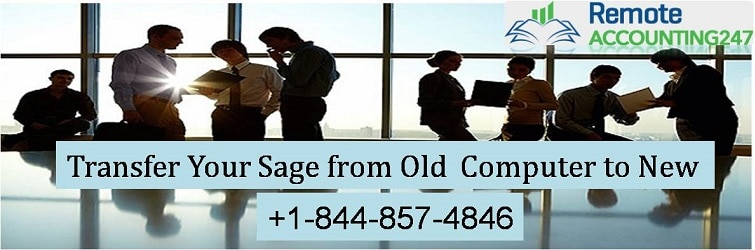How to Transfer Sage from One Computer to New?