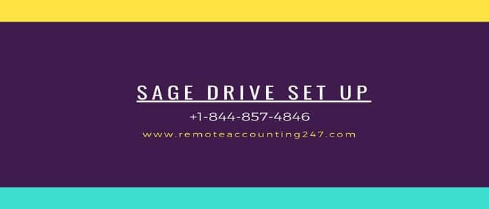 What is Sage Drive?