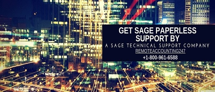 Sage Paperless Support
