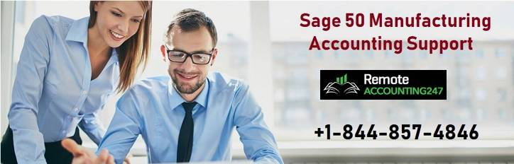 Sage 50 Manufacturing Accounting Support