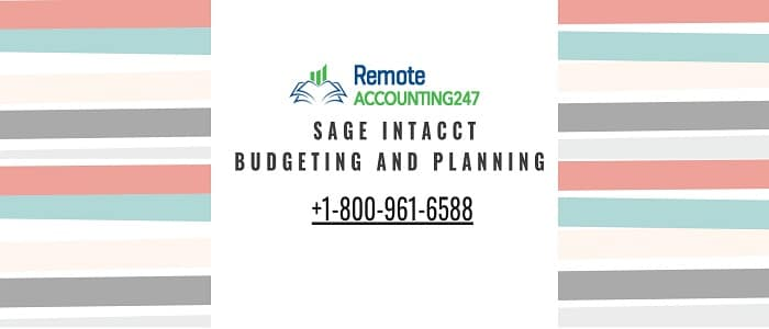 Introducing Sage Intacct Budgeting and Planning