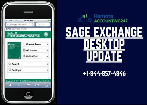 sage exchange desktop