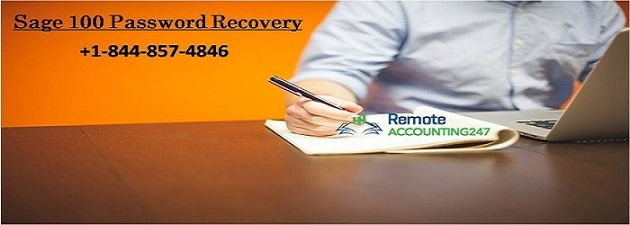 Sage 100 Password Recovery