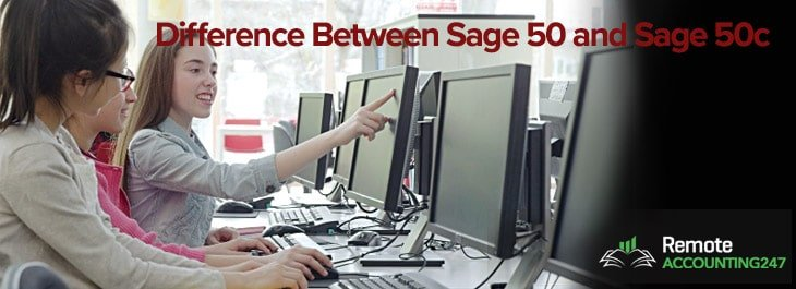 Difference Between Sage 50 and Sage 50c