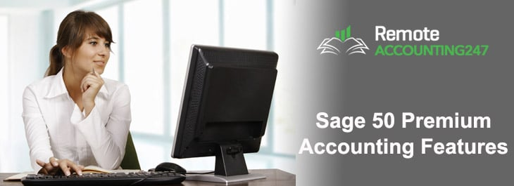 Sage 50 Premium Accounting Features