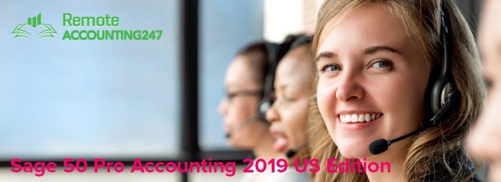 Sage 50 Pro Accounting 2019 US Edition