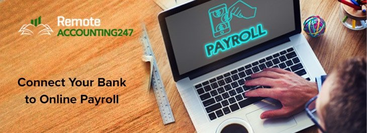 Connect Your Bank to Online Payroll