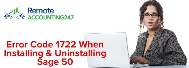 How to Fix Sage Error Code 1722