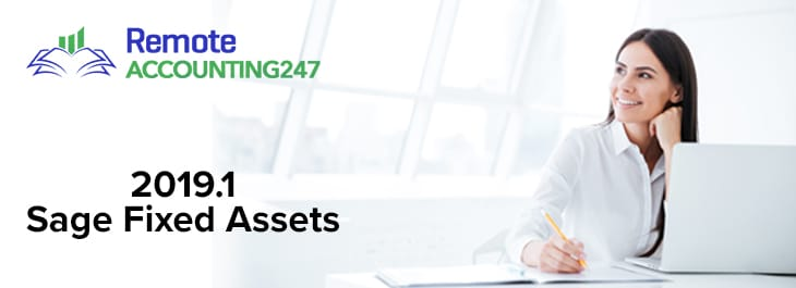 What's new in Sage Fixed Assets 2019.1