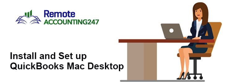 How to Install and Set up QuickBooks Mac Desktop