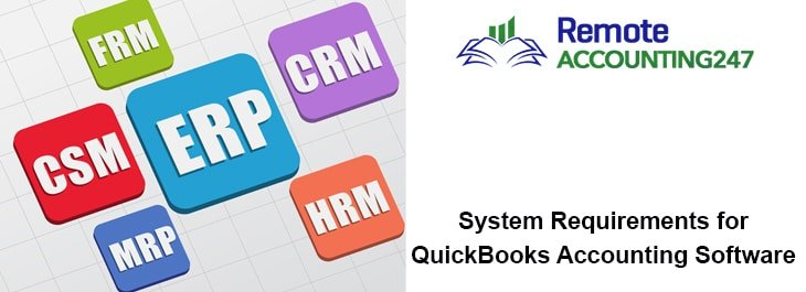 System Requirements for QuickBooks Accounting Software [All Versions]