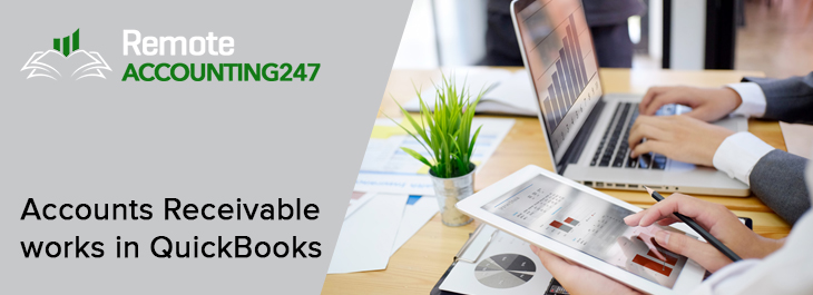 Accounts Receivable works in QuickBooks