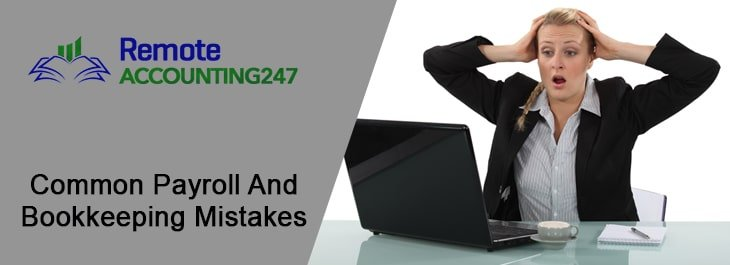 Common Payroll And Bookkeeping Mistakes
