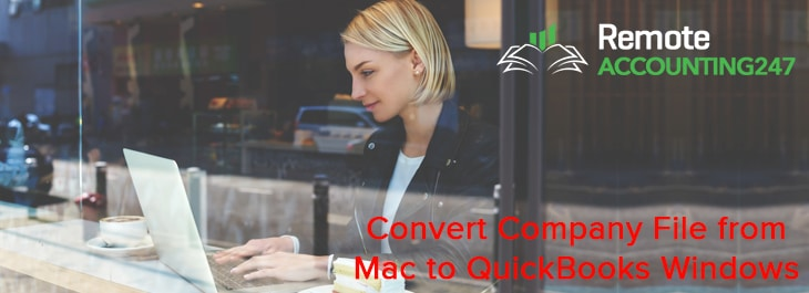 Convert Company File from Mac to QuickBooks Windows
