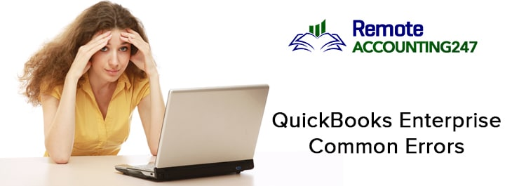 QuickBooks Enterprise Common Errors
