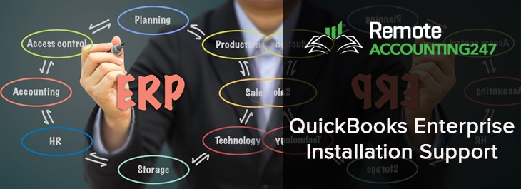 QuickBooks Enterprise Installation Support