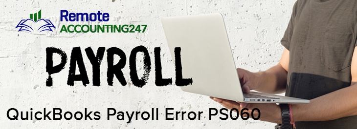 QuickBooks Payroll Error PS060