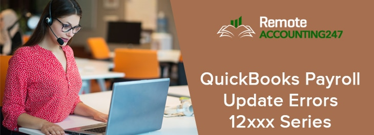 QuickBooks Payroll Update Errors 12xxx Series